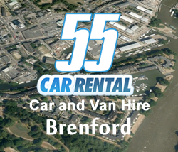 Car Hire Brentford