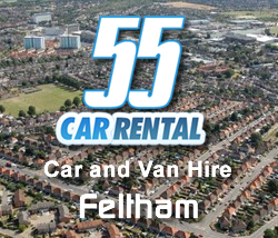 Car Hire Feltham
